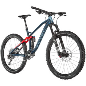 "VOTEC VM Elite All Mountain Fully 27,5"" blue-red"